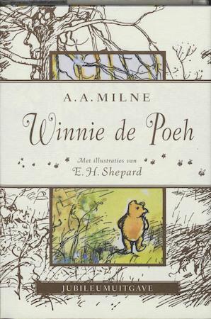 Winnie de Poeh jubileumeditie - Alan Alexander Milne