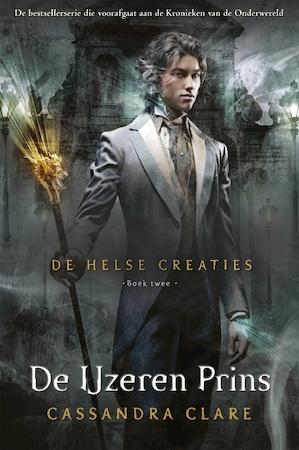 De ijzeren prins - Cassandra Clare