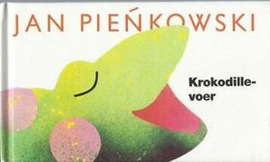 Kleine monsters - Krokodillevoer - Jan Pienkowski