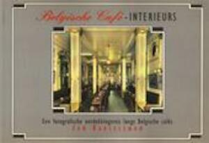 Belgische cafe interieurs - Bartelsman