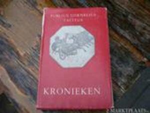 Kronieken - Cornelius Tacitus