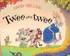 Twee aan twee - David Melling
