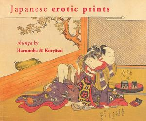 Japanese erotic prints - Inge Klompmakers
