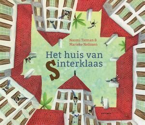 Het huis van Sinterklaas - Naomi Tieman