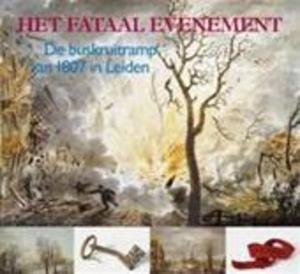 Het fataal evenement - Arti Ponsen, Ed van Der Vlist