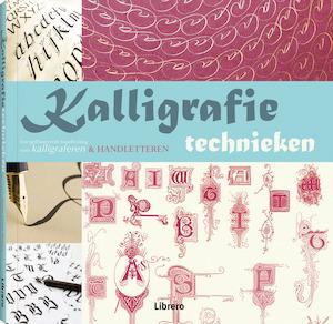Kalligrafietechnieken - Diana Hardy Wilson