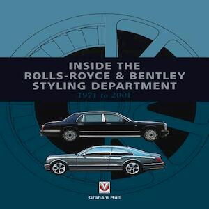 Inside the Rolls-Royce & Bentley Styling Department - Graham Hull