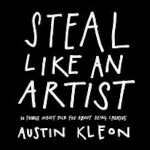 Steel ike an artist - Kleon A