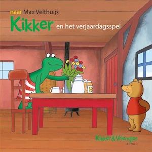 Kikker En Het Verjaardag Spel M Velthuijs Isbn 9789025872793
