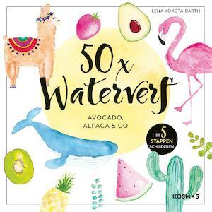 50x waterverf - Lena Yokota-Barth