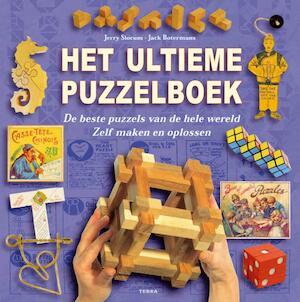 Het ultieme puzzelboek - J. Slocum, J. Botermans