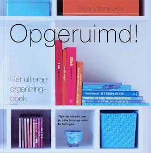 Opgeruimd - Zamarra Oomes-kok