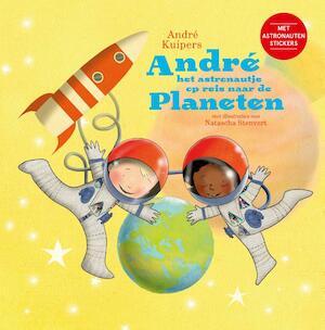 Andre het astronautje op reis naar de planeten - André Kuipers