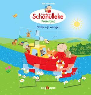 De wereld van Schanulleke puzzelpret - Vandersteen Willy