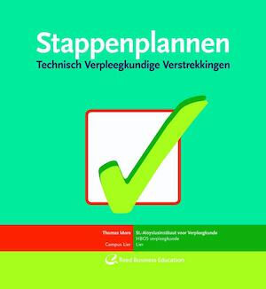 Verpleegkundige stappenplannen - Magda Vermeulen