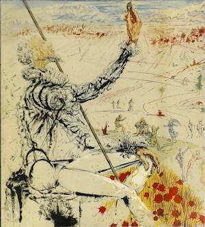 Salvador Dali, Literarische Zyklen - Gerd Tuchel, Ausstellung Salvador Dali Obra Grafica: Ciclos Literarios (1982, Madrid Königswinter)