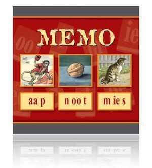 Memory, Aap - Noot - Mies -