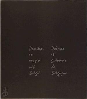 Prenten en verzen uit België - Unknown