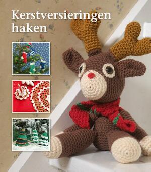 Kerstversieringen Haken Karin Hofstra Isbn 9789085162612 De