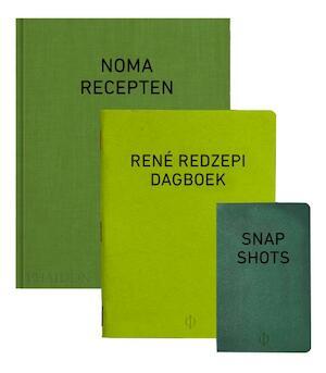 Noma: a work in progress - René Redzepi