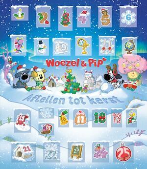 Woezel & Pip - Aftellen tot kerst - Guusje Nederhorst