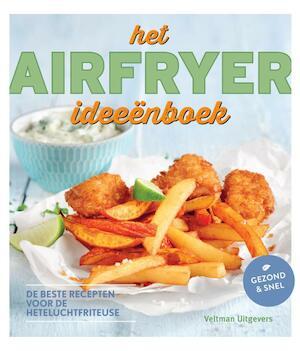 Het airfryer ideeënboek -