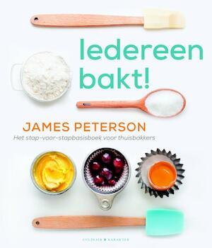 Iedereen bakt - James Peterson