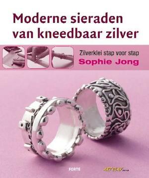 Moderne sieraden van kneedbaar zilver - S. Jong