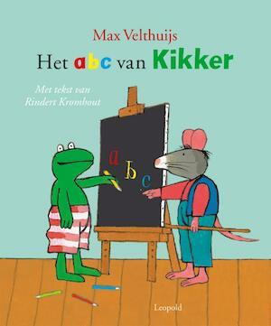 Het abc van Kikker - Max Velthuijs, Rindert Kromhout