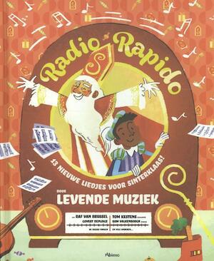 Radio Rapido: 13 nieuwe liedjes voor Sinterklaas - Wim Kets