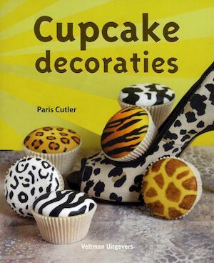 Cupcakedecoraties - Paris Cutler
