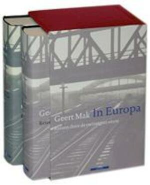 In Europa ( 2 delen in cassette ) - Geert Mak