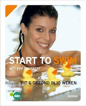 Start to swim met Evy Gruyaert - E. Gruyaert