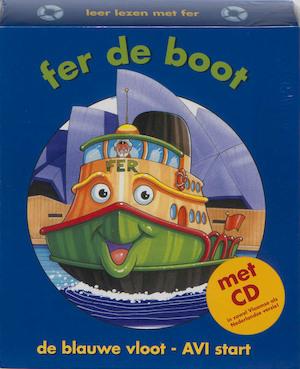 Blauwe vloot box / Fergus Ferry - Unknown