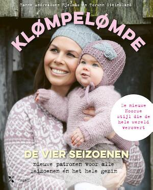 Klømpelømpe - De vier seizoenen - Hanne Andreassen Hjelmås, Torunn Steinsland