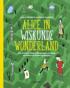 Alice in Wiskunde Wonderland - Carlo Frabetti