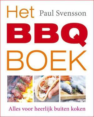 Het BBQ-boek - Paul Svensson