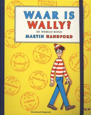 Waar is Wally? de wereld rond - Martin Handford