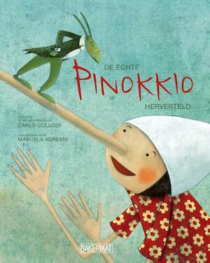 Pinokkio - Het echte verhaal - Collodi