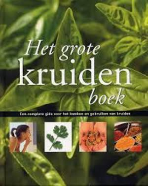 Het grote kruidenboek - Jennie Harding, Marthe C. Philipse