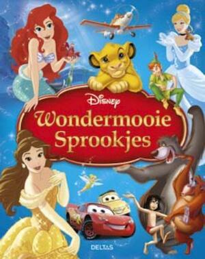 Disney wondermooie sprookjes -