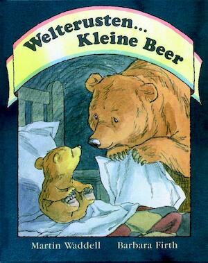 Welterusten... Kleine Beer karton editie - Martin Waddel