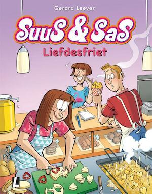 Suus & Sas - 14 Liefdesfriet - Gerard Leever