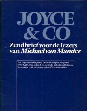 Zendbrief voor de lezers van Michael van Mander - Joyce & Co