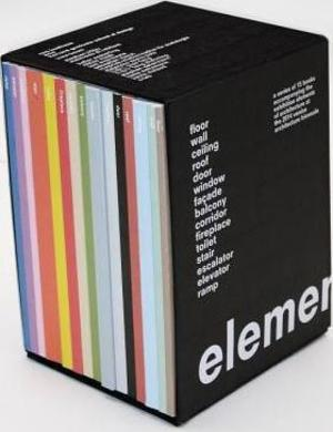 Elements - Rem Koolhaas, Irma Boom