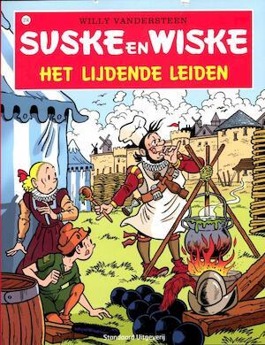 Het lijdende Leiden - Willy Vandersteen, Peter Van Gucht