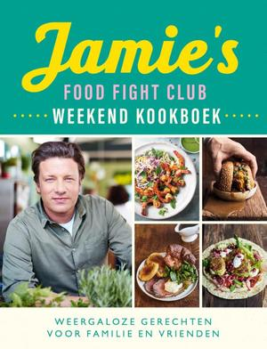 Jamie's Friday Night Feast Kookboek - Jamie Oliver