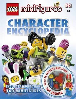 LEGO Minifigures Character Encyclopedia - Unknown