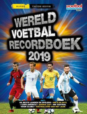 Wereld Voetbal Recordboek 2019 - Keir Radnedge