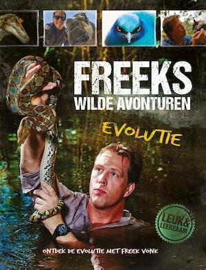 Freeks Wilde Avonturen - Freek Vonk
